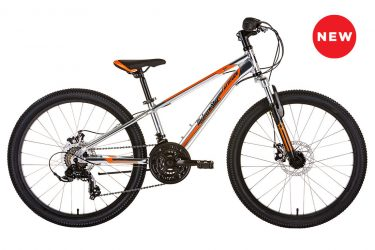 Attitude 24 Disc Kids Bike