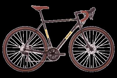 Oppy S2 (Reynolds) Heritage Bike