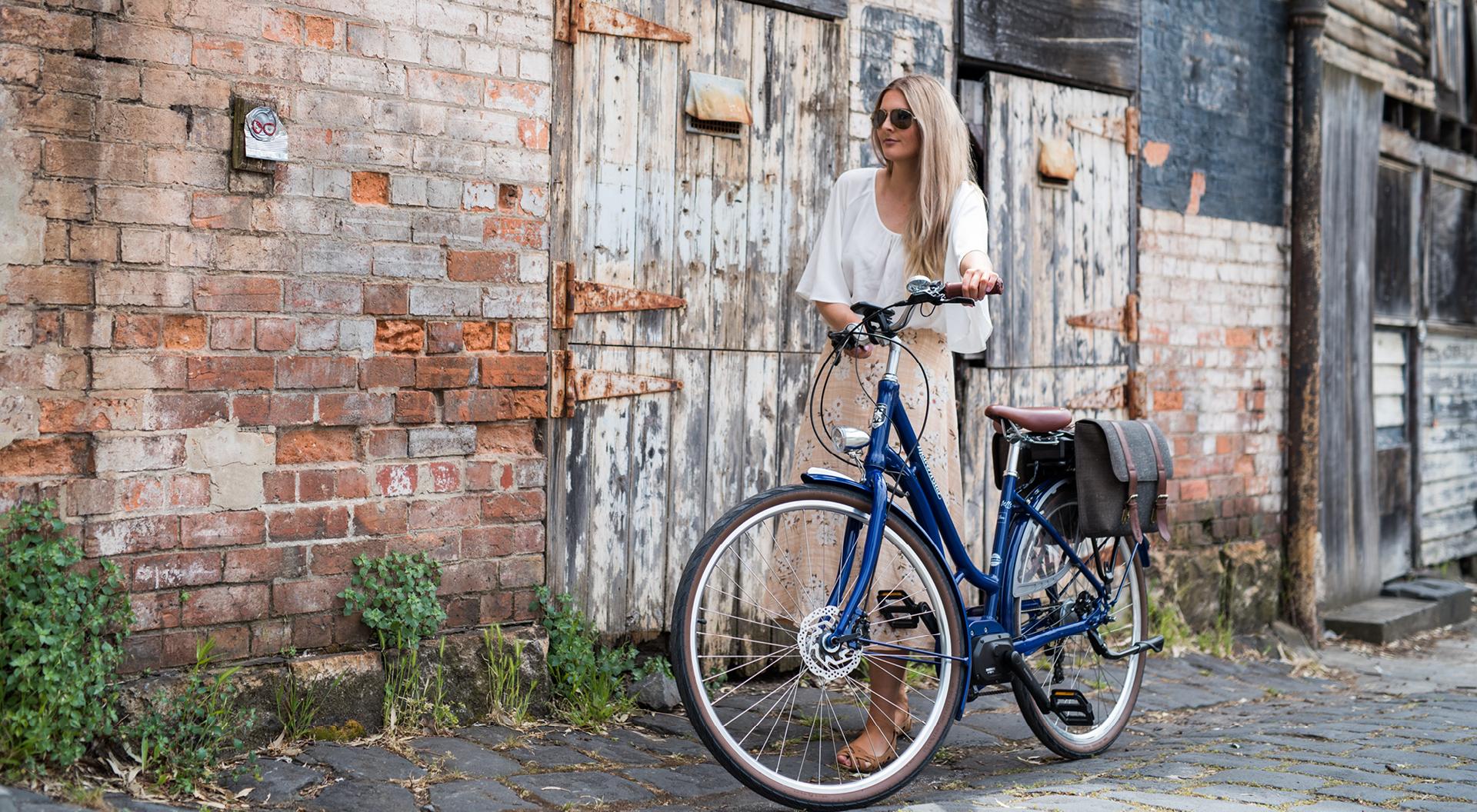 The La Belle E Electric Bike